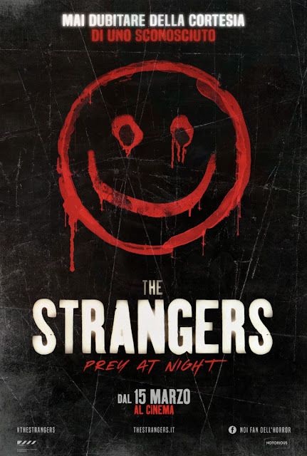 The Strangers: Prey At Night Film