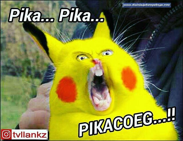 Meme Lucu Semua Gara Gara Pokemon Go Disini Aja Tempatnya
