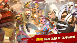 Gladiator Heroes v1.8.0 New Games Strategy Mod Apk