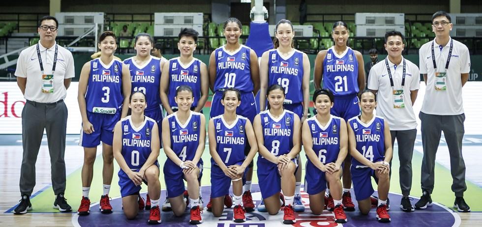 Gilas Pilipinas Women def. India, 92-78 (FIBA Women's Asia Cup 2019) 7th Place