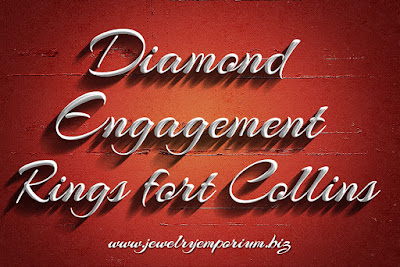 Diamond engagement rings fort collins