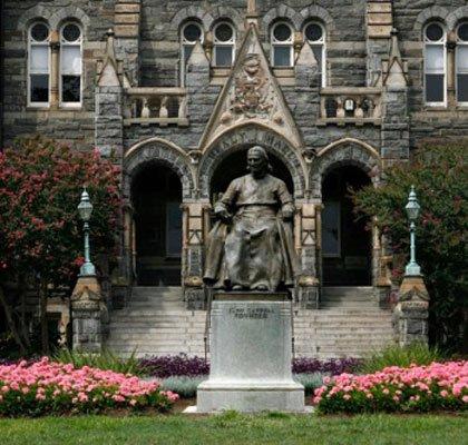 Georgetown University - CARDINAL VINCENT NICHOLS - British ...
