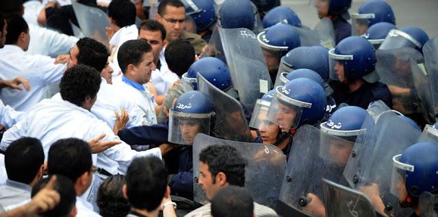 حقيقة إلغاء إجبارية الخدمة العسكرية في الجزائر 2018 بعد العديد من المظاهرات