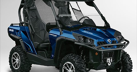 2012 can am commander 1000 limited atv review. Black Bedroom Furniture Sets. Home Design Ideas