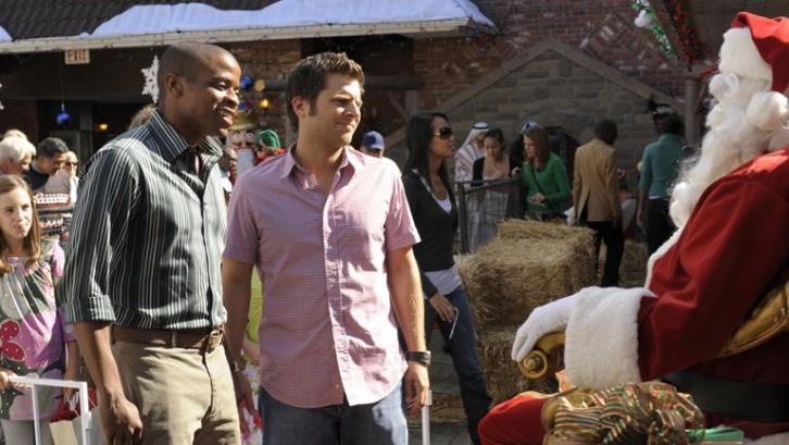 Psych: The Movie - USA Network Announces Holiday Special + Casting News *Updated*