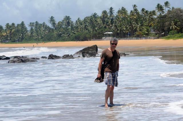 stranden cayenne frans guyana, frans-guyana