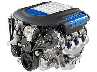 Car Engine Assembly