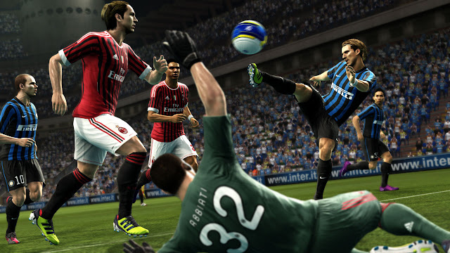 Pro Evolution Soccer 2013 (PES 13) PC Download Full Version Gameplay 1