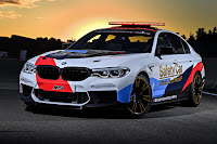BMW M5 MotoGP Safety Car (2018) Front Side