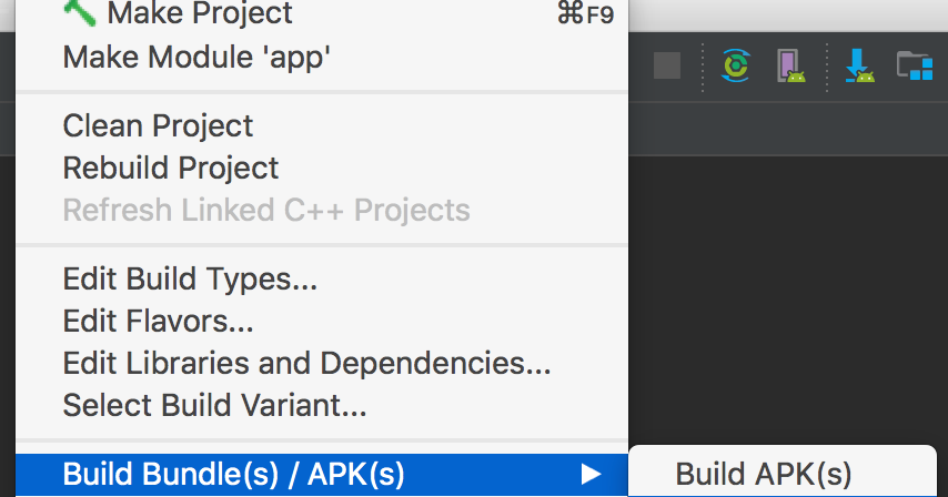 Android Developers Blog: Android Studio 3 2 Beta
