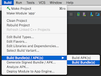 Android Studio 3.2 Beta