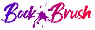 book brush logo