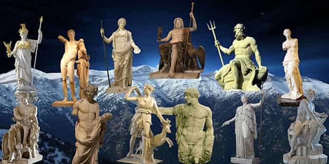 Γκιόλβας: Οι θεοί των Ελλήνων ήταν διαστημάνθρωποι