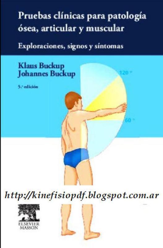 Libros En Pdf De Kinesiologa Y Fisioterapia Pruebas Clinicas Para