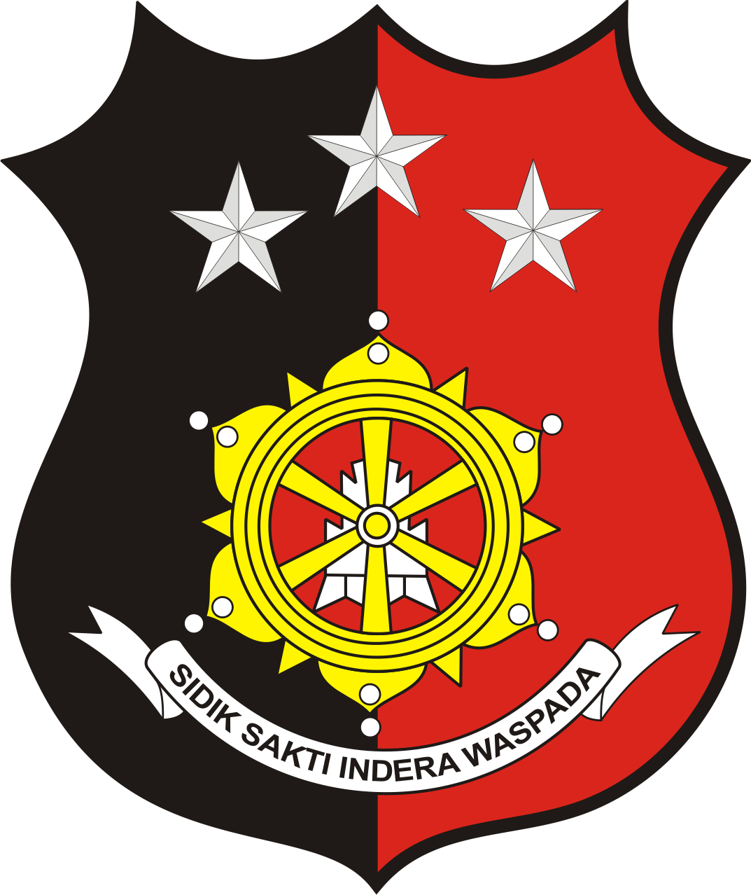 Logo Badan Reserse Kriminal Polri ( Bareskrim )