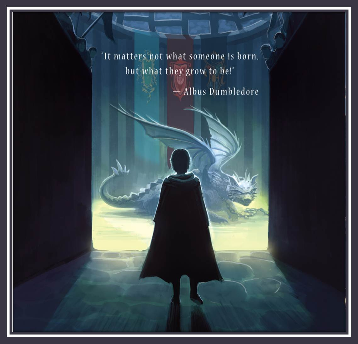 Harry Potter and the Goblet of Fire Back Cover