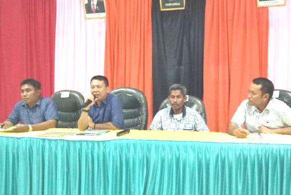 Bupati Tegaskan Komitmen Untuk Berantas, Illegal Fishing