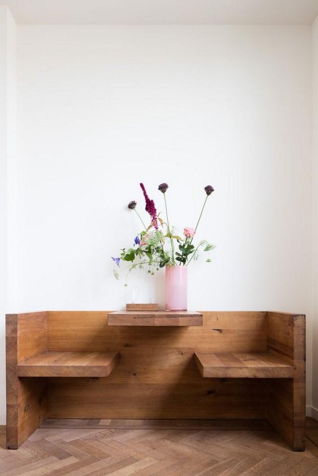 13 fotos de comedores peque os modernos for Comedores pequenos de madera