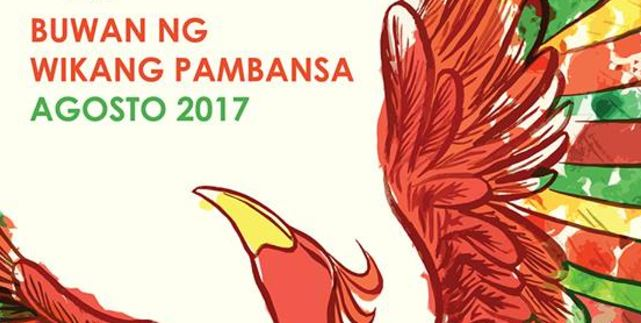 'Buwan ng Wika' 2017 theme, official memo, poster and sample slogan
