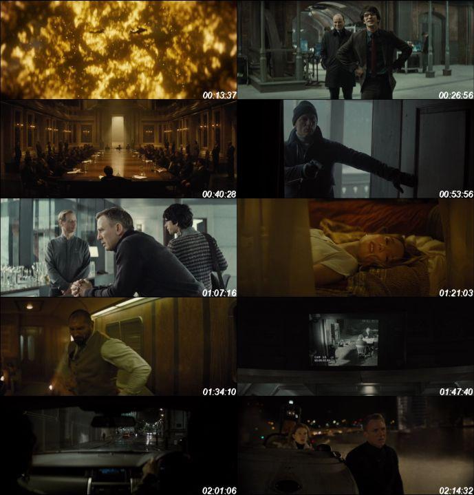 Spectre (2015) - Screenshots