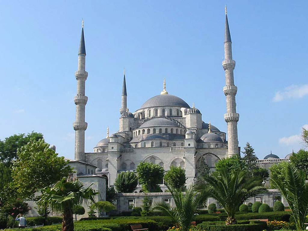 Mosque: Top 10 Mosques Of Turkey