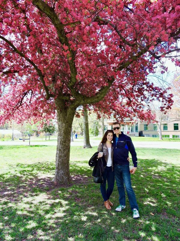 Trinity Bellwoods Park - Spring 2017 - Tori's Pretty Things Blog