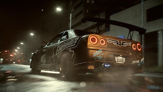 Need for Speed Nintendo Wallpaper