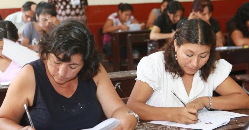 MINEDU: Más de 220,000 profesores participarán en prueba de nombramientos - www.minedu.gob.pe