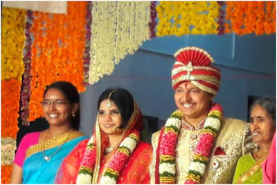 Soorya Krishnamoorthy's Daughter's Wedding