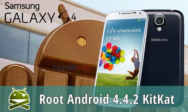 Aprenda a dar acesso root ao Galaxy S4 modelo GT-I9500 e GT-I9505
