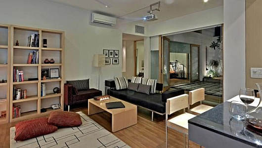 The design of the modern house of indian architecture for House interior designs photos india
