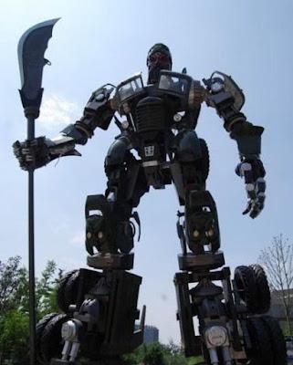 Truck Transformers Autobot