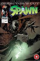 Image Comics SPAWN #1 25th Anniversary Director's Cut Edition