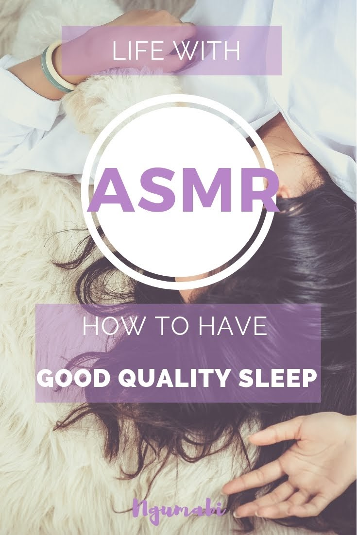 ASMR, sleep, videos, how to sleep well