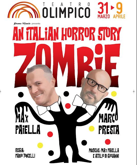 Zombie Teatro Olimpico