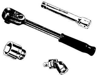 Penggunaan peralatan servis yang baik terletak pada pikiran orang Peralatan untuk Perawatan - Servis - Pemeliharaan Kendaraan