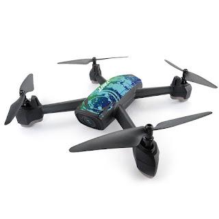 Review JJRC H55 Drone Murahan Yang Sudah Ada GPS Nya Bro