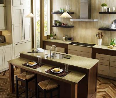 Ciptakan Kitchen Set Minimalis Yang Unik