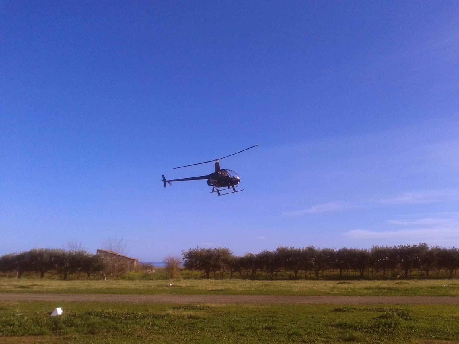 Elicottero R22 : Esperienze di volo volo su elicottero r