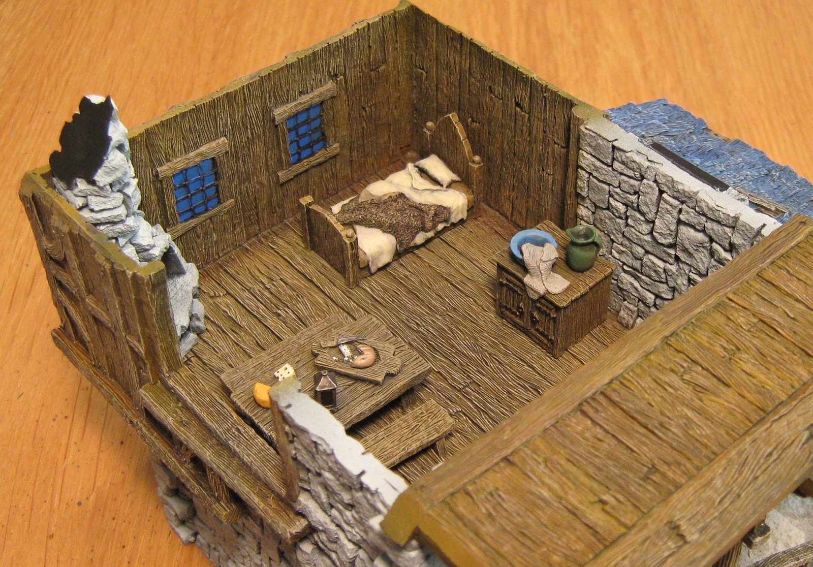 Kevin S Miniatures Amp Hobby Table Tabletop World