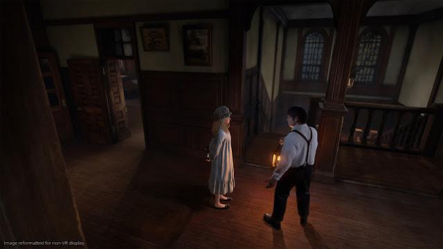 Not Dark Souls VR - Déraciné review