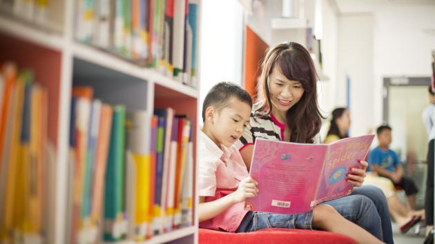 Học tiếng Anh thiếu nhi Gò Vấp Hồ Chí Minh