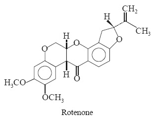 Rotenone  Synonym Canex
