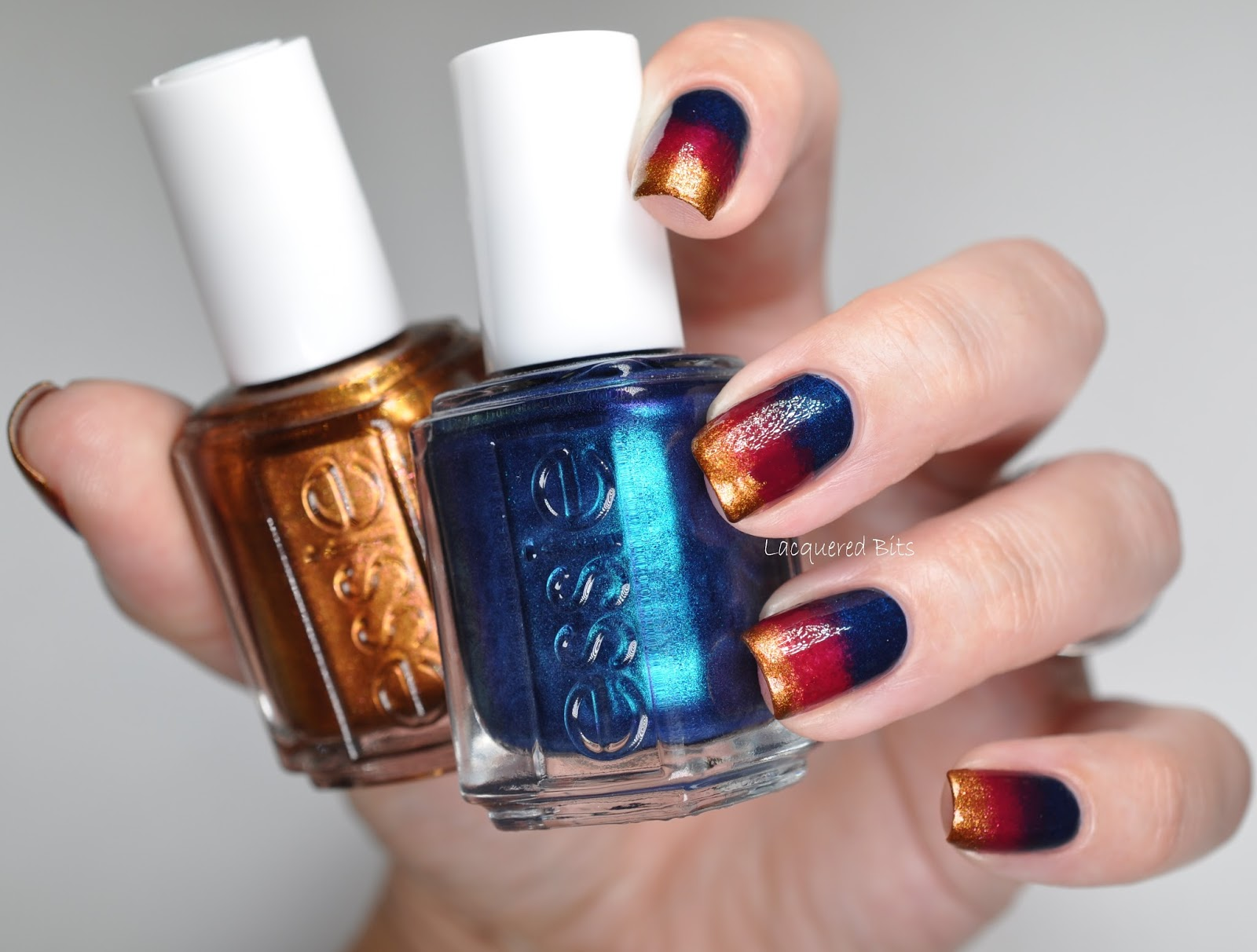 Essie Fall Gradient - Lacquered Bits