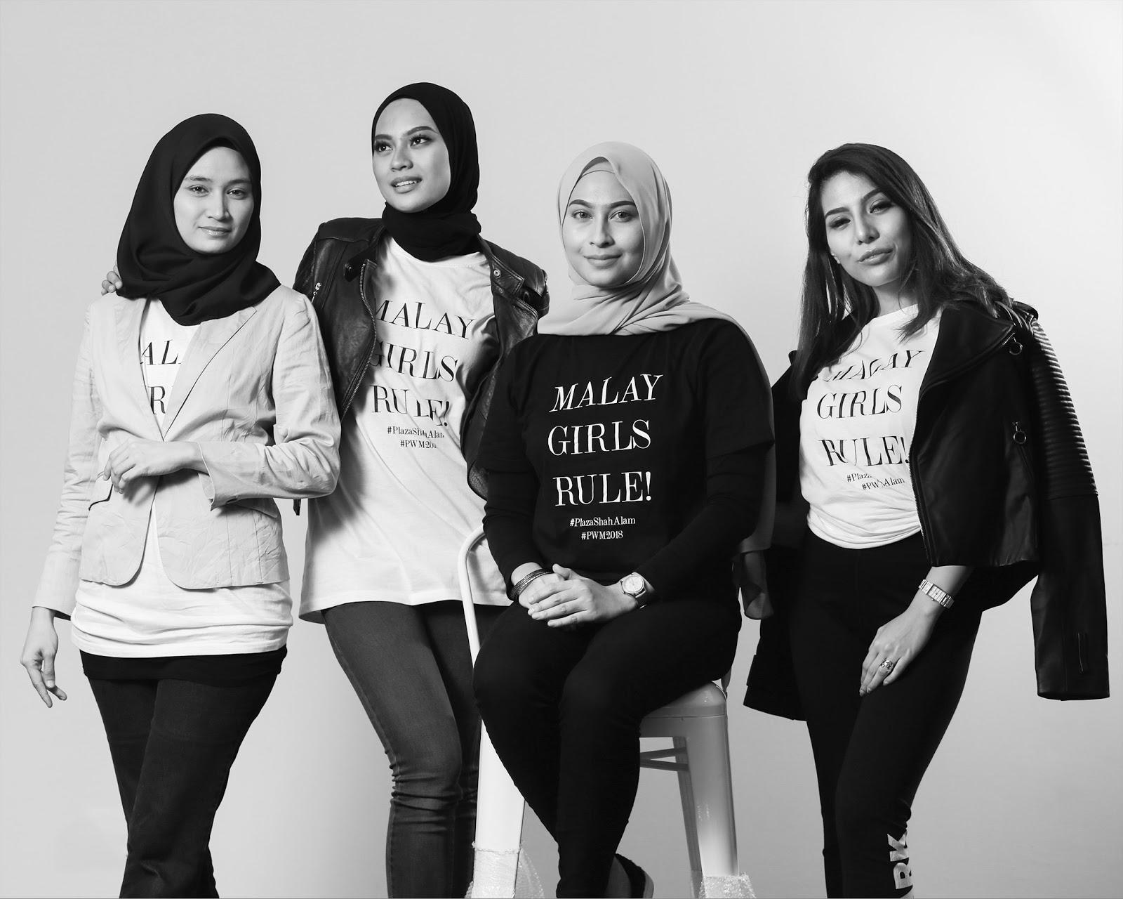 Ini 12 Gadis Yang Merebut Gelaran Juara Pwm 2018 Media Panas Tcash Vaganza 34 Totebag Beach Dari Kiri Huda Fatihah Mentor Nurhazwani Dan Alya