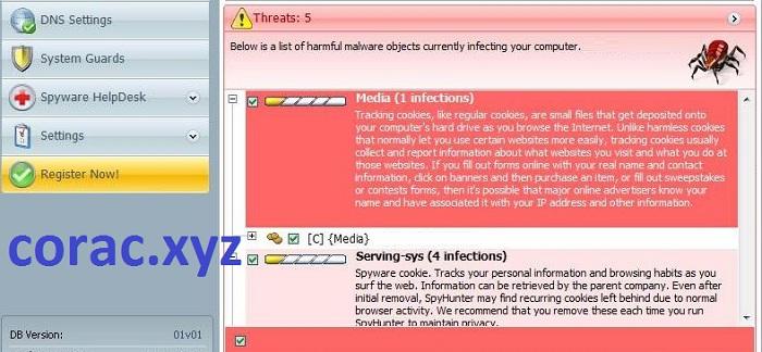 diệt virus và spyware, rootkit...