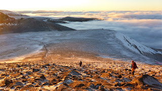 Cairngorm winter skills and mountaineering course, Aviemore