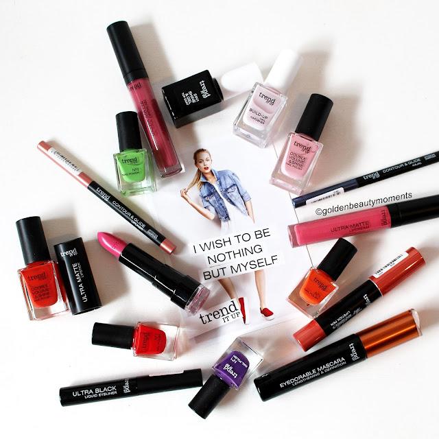 trend IT UP: die neue Kosmetikmarke von dm