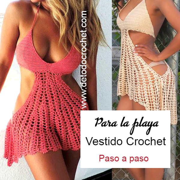 como-tejer-vestido-de-playa-crochet