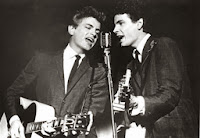 The Everly Brothers image from Bobby Owsinski's Music 3.0 blog